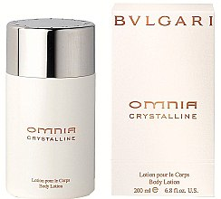 Духи, Парфюмерия, косметика Bvlgari Omnia Crystalline - Лосьон для тела