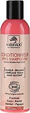 Духи, Парфюмерия, косметика Кондиционер для натуральных волос - Naturado Natural Conditioner