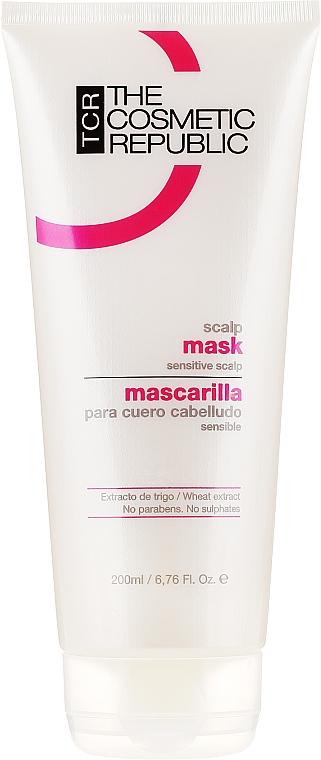 Маска для волос, для тонких и слабых волос - The Cosmetic Republic Mist Fiberhold Spray — фото N1