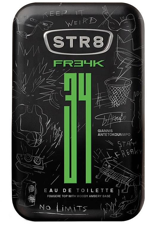 STR8 FR34K - Туалетная вода — фото N2