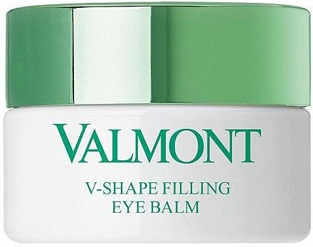 Бальзам для заполнения морщин для кожи вокруг глаз - Valmont V-Shape Filling Eye Balm — фото N1