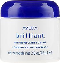 Духи, Парфюмерия, косметика Помада для волос против влажности - Aveda Brilliant Anti-Humectant Pomade