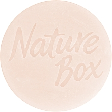Духи, Парфюмерия, косметика Твердый шампунь для волос - Nature Box Shampoo Bar Almond Oil