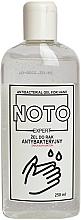 Духи, Парфюмерия, косметика Антибактериальный гель для рук - Noto Expert Antibacterial Gel For Hand