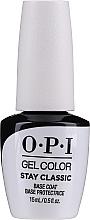 Духи, Парфюмерия, косметика Базовое покрытие - O.P.I. Stay Classic Base Coat
