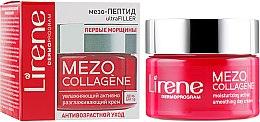Духи, Парфюмерия, косметика Дневной крем для лица с эффектом лифтинга - Lirene Mezo Collagene