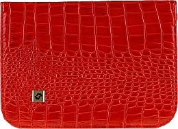 Духи, Парфюмерия, косметика Чехол для маникюрных инструментов, CS-10, красный - Staleks Case For Manicure Tools