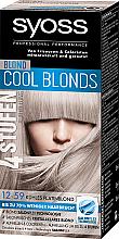 Духи, Парфюмерия, косметика Краска для волос - Syoss Blond Cool Blonds