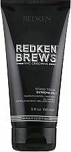 Духи, Парфюмерия, косметика Гель для волос - Redken Brews Stand Tough Extreme Gel