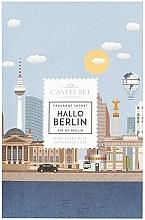 Духи, Парфюмерия, косметика Ароматическое саше - Castelbel Hallo Berlin Sachet