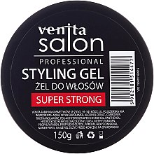 Гель для волос - Venita Salon Professional Styling Gel Super & Mega Strong — фото N3