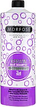 Духи, Парфюмерия, косметика Шампунь для волос - Morfose Buble Keratin Hair Shampoo
