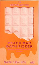 "Духи, Парфюмерия, косметика Бомбочка для ванны - I Heart Revolution Chocolate Bar Bath Fizzer ""Peach"""