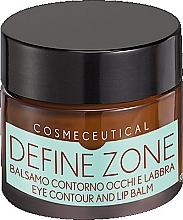 Духи, Парфюмерия, косметика Бальзам для контура кожи вокруг глаз и губ - Surgic Touch Define Zone Eye Contour And Lip Balm