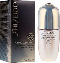 Духи, Парфюмерия, косметика Эмульсия для комплексной защиты кожи - Shiseido Future Solution LX Total Protective Emulsion