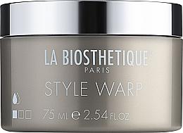 Духи, Парфюмерия, косметика Воск с блеском для стойкой фиксации - La Biosthetique Style Warp