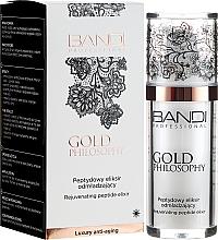 Духи, Парфюмерия, косметика Омолаживающий пептидный эликсир - Bandi Professional Gold Philosophy Rejuvenating Peptide Elixir