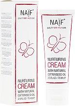Духи, Парфюмерия, косметика Детский крем-уход - Naif Nurturing Cream