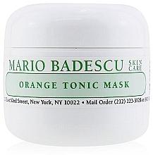 "Духи, Парфюмерия, косметика Маска для лица ""Апельсин"" - Mario Badescu Orange Tonic Mask"