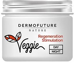 Крем для всех типов кожи - DermoFuture Veggie Pumpkin & Chili Cream — фото N2
