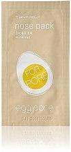 Духи, Парфюмерия, косметика Пластырь для носа от черных точек - Tony Moly Egg Pore Nose Pack
