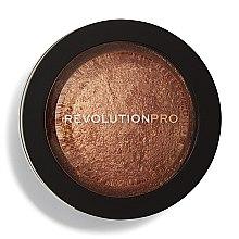 Духи, Парфюмерия, косметика Хайлайтер - Makeup Revolution Pro Powder Highlighter Skin Finish