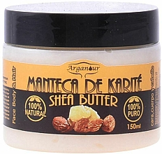 Духи, Парфюмерия, косметика Масло Ши для лица, тела и волос - Arganour Shea Butter Face, Body & Hair