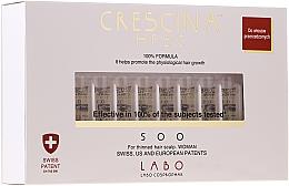 Духи, Парфюмерия, косметика Лосьон-концентрат для восстановления роста волос у женщин 500 - Labo Crescina HFSC 500 Re-Growth Woman