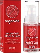 Духи, Парфюмерия, косметика Сыворотка для волос - Stapiz Argan'de Moist & Care Serum