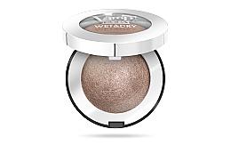 Духи, Парфюмерия, косметика Запеченные тени с сияющим финишем - Pupa Vamp! Wet & Dry Eyeshadow