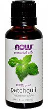 Духи, Парфюмерия, косметика Эфирное масло пачули - Now Foods Essential Oils 100% Pure Patchouli