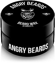 Духи, Парфюмерия, косметика Воск для бороды - Angry Beards Beard Wax