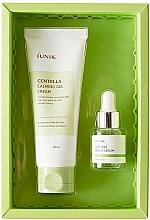Духи, Парфюмерия, косметика Набор - iUNIK Centella Edition Skincare Set (cr/60ml + ser/15ml)