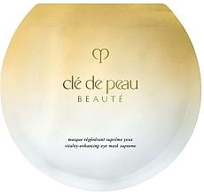 Духи, Парфюмерия, косметика Восстанавливающая маска для области вокруг глаз - Cle De Peau Beaute Vitality-Enhancing Eye Mask Supreme