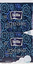 Духи, Парфюмерия, косметика Ежедневные прокладки Ideale Ultra Regular StayDrai, 20 шт - Bella