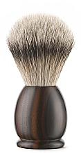 Духи, Парфюмерия, косметика Помазок для бритья, маленький - Acca Kappa Apollo Ebony Wood Shaving Brush