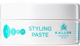 Духи, Парфюмерия, косметика Моделирующая паста для волос - Kallos Cosmetics KJMN Styling Paste