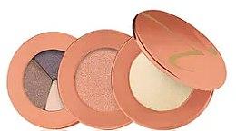 Духи, Парфюмерия, косметика Тени для век «Три ступеньки» - Jane Iredale Snap Happy Makeup Kit