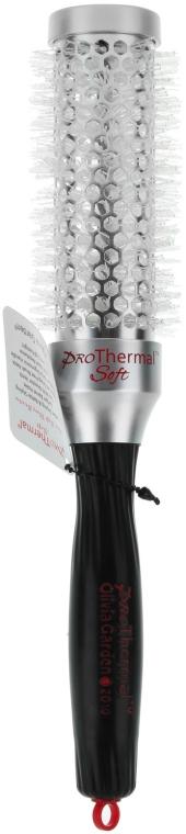 Брашинг термо d 33 мм, Т33S - Olivia Garden Pro Thermal Soft — фото N1