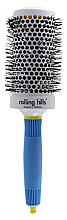 Духи, Парфюмерия, косметика Керамическая круглая щетка для волос - Rolling Hills Ceramic Round Brush XL