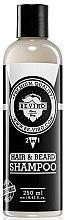 Духи, Парфюмерия, косметика Шампунь для волос и бороды - Be-Viro Men's Only Hair & Beard Shampoo