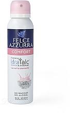 Духи, Парфюмерия, косметика Дезодорант-антиперспирант - Felce Azzurra Deo Deo Spray Comfort