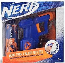 Духи, Парфюмерия, косметика Набор - EP Line Nerf Blaster Set (sh/gel/200ml + toy)