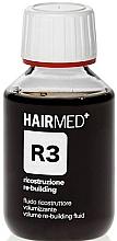 Духи, Парфюмерия, косметика Восстанавливающий флюид придающий объем волосам - Hairmed R3 Rebuilding