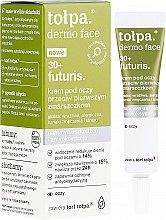 Духи, Парфюмерия, косметика Крем для кожи вокруг глаз от первых морщин - Tolpa Dermo Face Futuris 30+ Eye Cream
