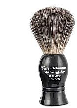 Духи, Парфюмерия, косметика Помазок для бритья, черная - Taylor of Old Bond Street Shaving Brush Pure Badger size S