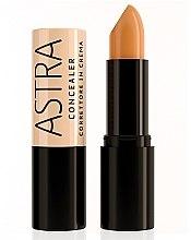 Духи, Парфюмерия, косметика Кремовый консилер-стик - Astra Make-Up Concealer