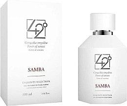 Духи, Парфюмерия, косметика 42° by Beauty More Samba - Парфюмировананя вода