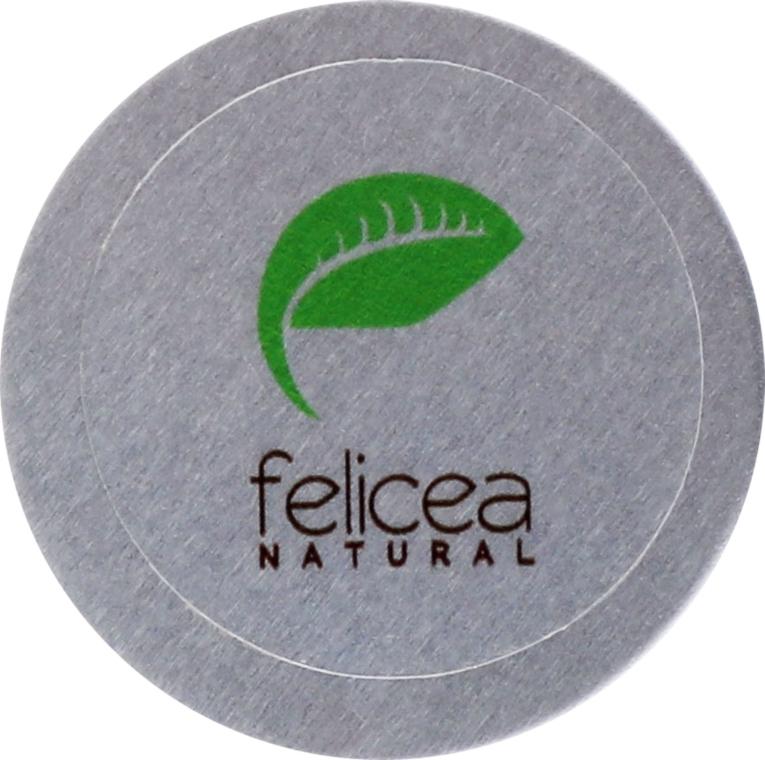 Натуральное масло для губ - Felicea Natural Lip Butter — фото N1