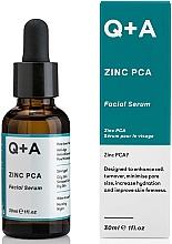 Духи, Парфюмерия, косметика Сыворотка для лица - Q+A Zinc PCA Facial Serum